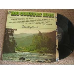 Big Country Hits Country Road Lp Vinyl Record Country Road Music
