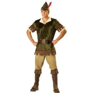 Robin Hood Archer Costume Mens XL Everything Else
