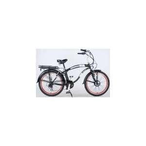 GREENLINE 24 Electric Beach Cruiser Electric Bicycle Bike