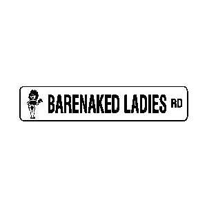 BARENAKED LADIES ROAD rock band NEW sign