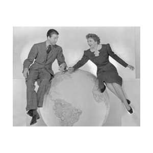 James Jimmy Stewart, Claudette Colbert