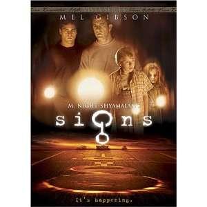 Signs Mel Gibson, Joaquin Phoenix, Clifford David, Lanny