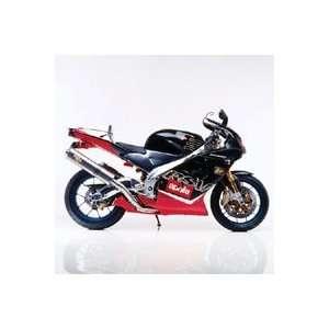 Factory Racing Slip Ons Short Kawasaki ZX 10 Ninja 04 05