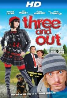 Three and Out [HD] Gemma Arterton, Colm Meaney, Imelda