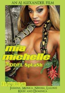 MIA MICHELLE MODEL SPLASH