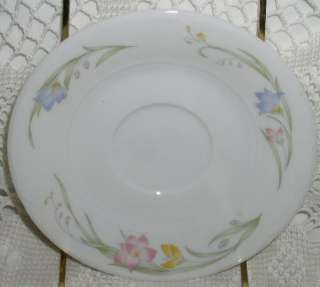 Fine Porcelain China Japan French Garden Saucer