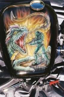 Harley Sportster Custom Gas Tank