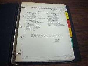 John Deere 1800 2300 Port Generators Technical Manual