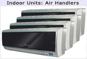 Ductless Mini Split Air Conditioner AC Heater Quad Zone Inverter A/C