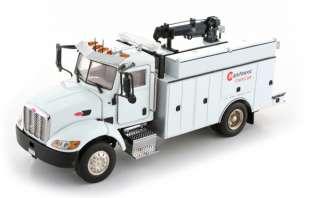 TWH Collectible Manitowoc Crane Care   Peterbilt Model