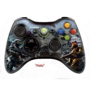 Halo Mod Xbox   10 Modes Rapid Fire Controller for Xbox 360 Wireless