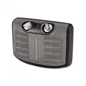 Holmes® Twin Ceramic Heater with Comfort Control Thermostat HEATER
