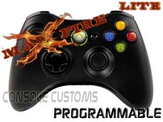 Xbox 360 Black MaxFire LITE Rapid Fire Controller Akimbo/Burst Fire/10