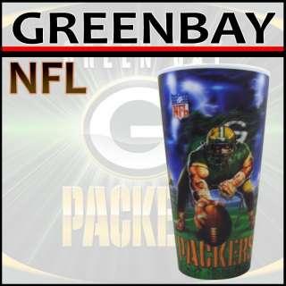 NFL Greenbay Packers Spirit Cups 16 oz