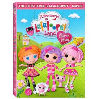 In Lalaloopsy Land: Search For Pillow (Widescreen): TV Shows