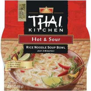 Thai Kitchen Tk Hot & Sour Noodle Bowl Rice Noodle Bowls