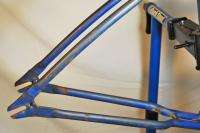 1940s Schwinn World kids bike frame vintage juvenile bicycle parts