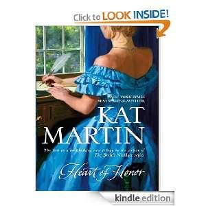 Heart of Honor eBook Kat Martin Kindle Store