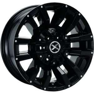 American Racing ATX Clash 18x9 Black Wheel / Rim 5x5.5